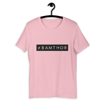 BAMTHOR TEE – LADIES