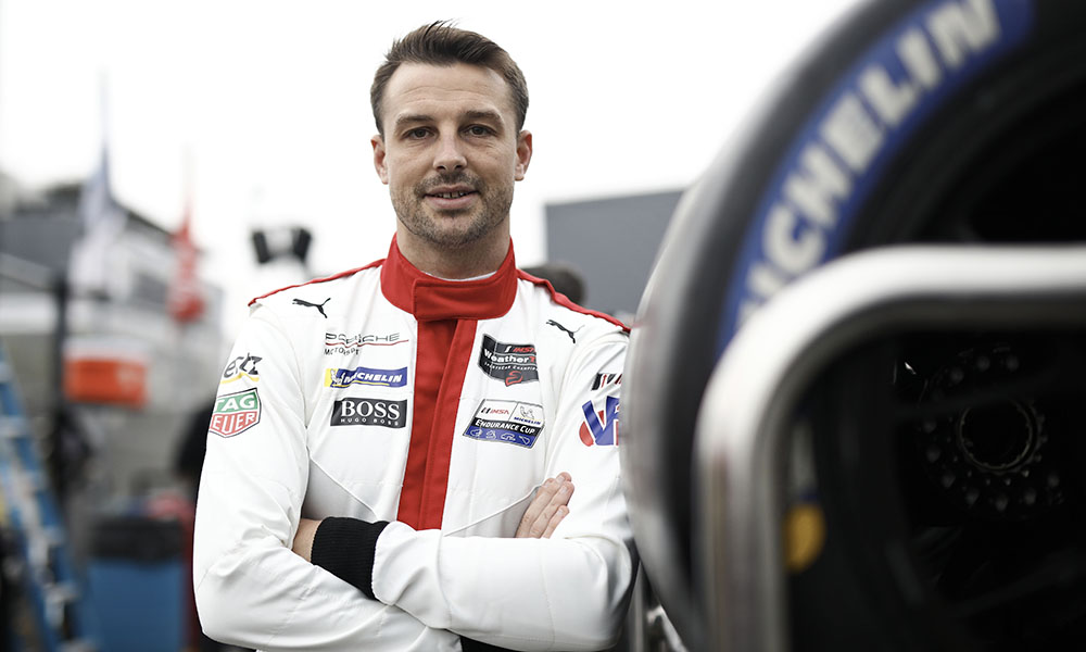 Bamber Confirmed At Hardpoint In 2021 As Switch To Porsche Confirmed