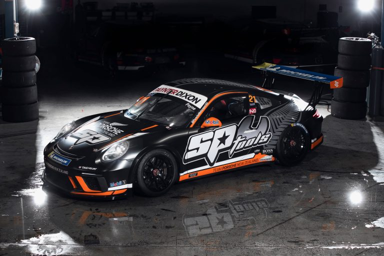 SP Tools to support Matthew Payne and partner with Porsche as Official Tool Partner for 2021