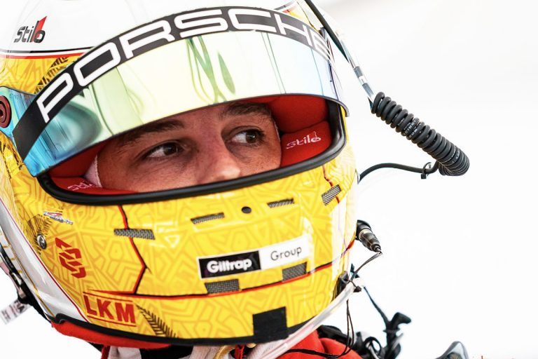 Bamber wants extended tilt at Great Race glory