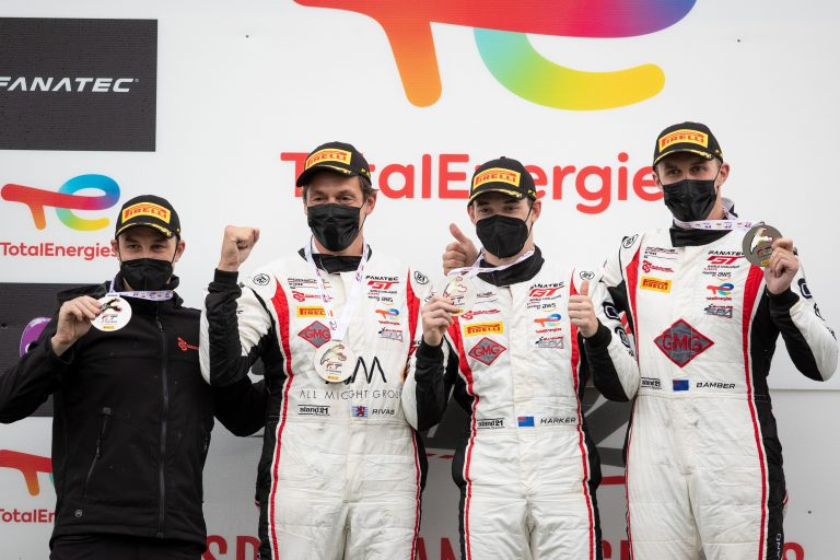 EARL BAMBER MOTORSPORT'S SEASON IN THE 'INTERCONTINENTAL GT WORLD CHALLENGE' OFF TO A SUCCESSFUL START